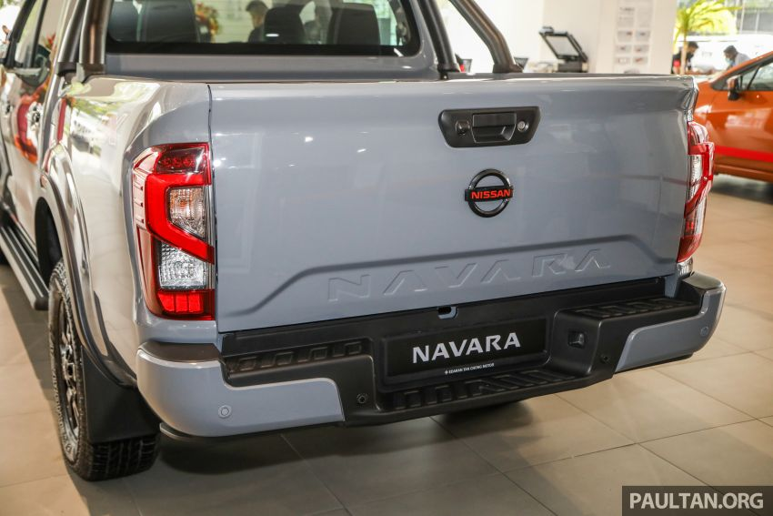 2021 Nissan Navara facelift launched in Malaysia – six variants, including new Pro-4X; from RM92k-RM142k Image #1281655