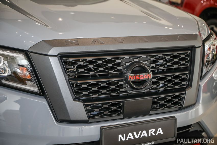 2021 Nissan Navara facelift launched in Malaysia – six variants, including new Pro-4X; from RM92k-RM142k Image #1281659