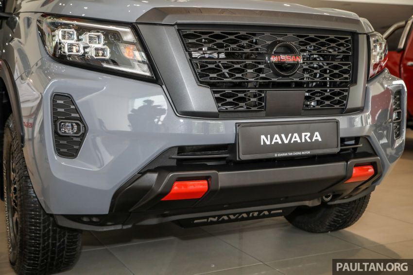 2021 Nissan Navara facelift launched in Malaysia – six variants, including new Pro-4X; from RM92k-RM142k Image #1281660