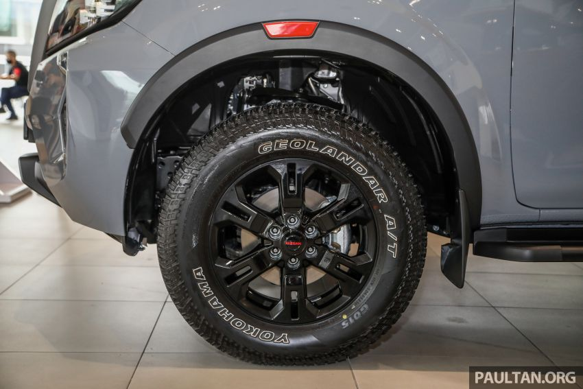2021 Nissan Navara facelift launched in Malaysia – six variants, including new Pro-4X; from RM92k-RM142k Image #1281661