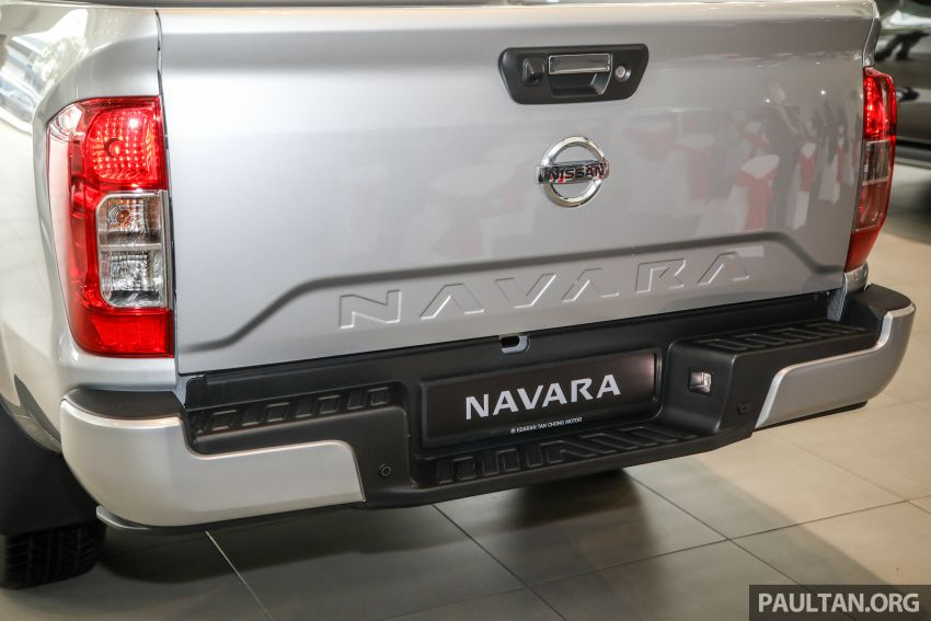 2021 Nissan Navara facelift launched in Malaysia – six variants, including new Pro-4X; from RM92k-RM142k Image #1281930