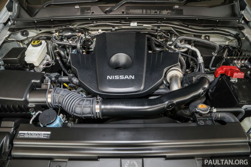 2021 Nissan Navara facelift launched in Malaysia – six variants, including new Pro-4X; from RM92k-RM142k Image #1281932