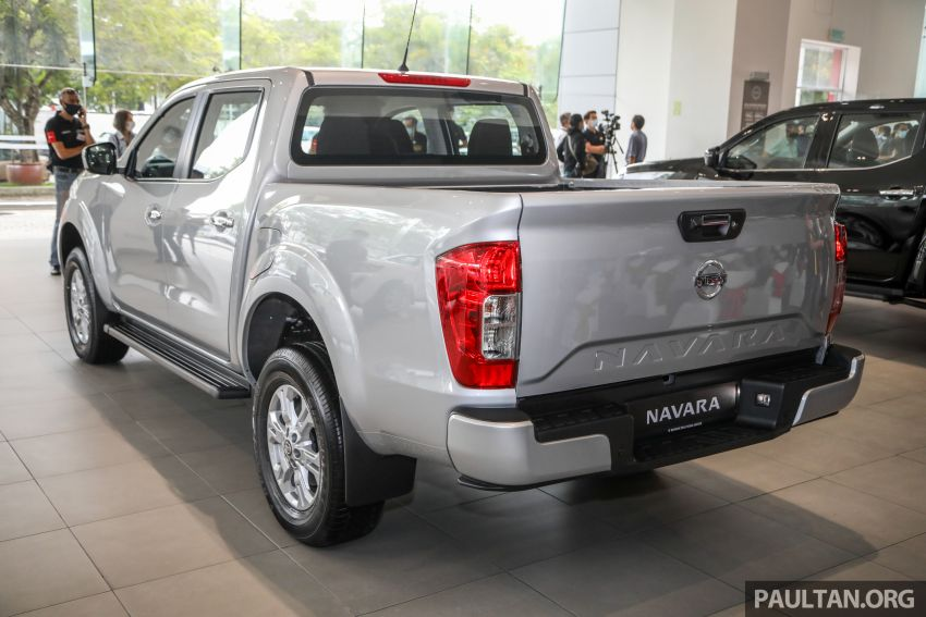 2021 Nissan Navara facelift launched in Malaysia – six variants, including new Pro-4X; from RM92k-RM142k Image #1281916