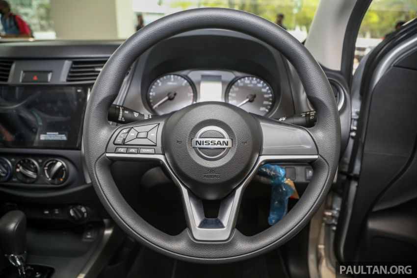 2021 Nissan Navara facelift launched in Malaysia – six variants, including new Pro-4X; from RM92k-RM142k Image #1281935