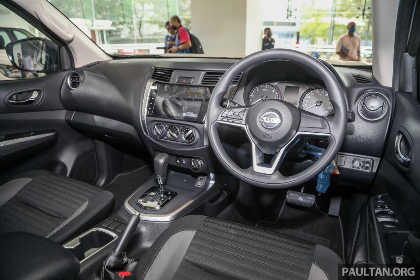 2021 Nissan Navara facelift launched in Malaysia – six variants, including new Pro-4X; from RM92k-RM142k Image #1281941