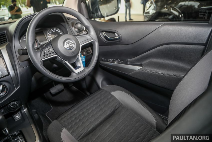 2021 Nissan Navara facelift launched in Malaysia – six variants, including new Pro-4X; from RM92k-RM142k Image #1281942
