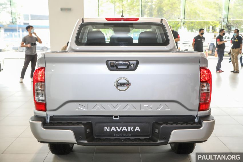 2021 Nissan Navara facelift launched in Malaysia – six variants, including new Pro-4X; from RM92k-RM142k Image #1281918