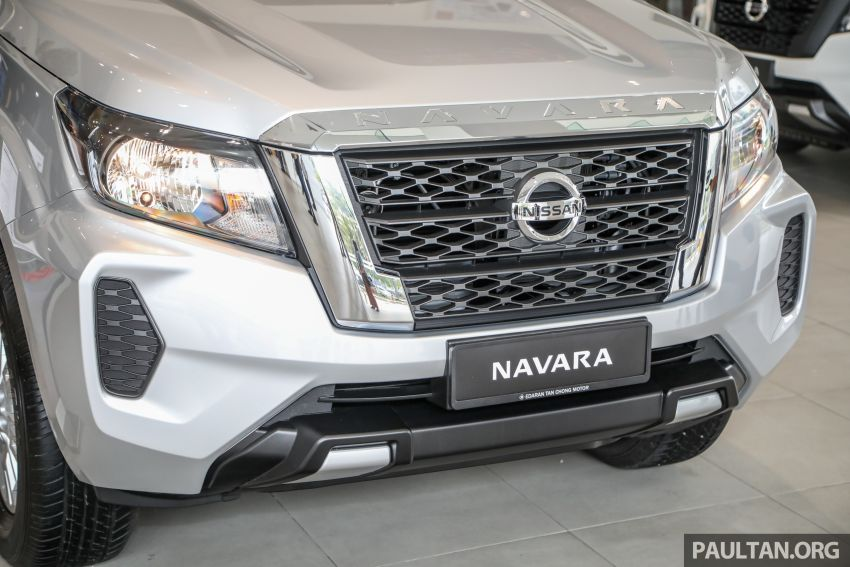 2021 Nissan Navara facelift launched in Malaysia – six variants, including new Pro-4X; from RM92k-RM142k Image #1281919