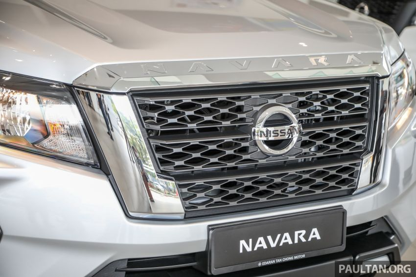 2021 Nissan Navara facelift launched in Malaysia – six variants, including new Pro-4X; from RM92k-RM142k Image #1281921