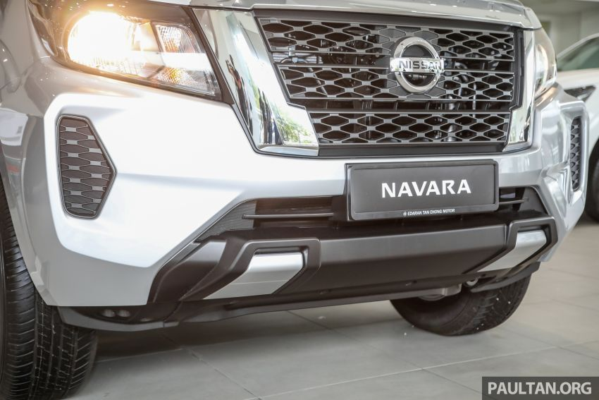 2021 Nissan Navara facelift launched in Malaysia – six variants, including new Pro-4X; from RM92k-RM142k Image #1281922
