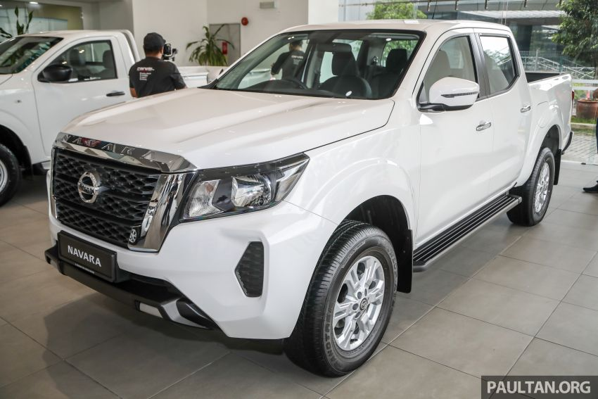 2021 Nissan Navara facelift launched in Malaysia – six variants, including new Pro-4X; from RM92k-RM142k Image #1281961