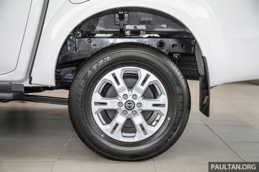 2021 Nissan Navara facelift launched in Malaysia – six variants, including new Pro-4X; from RM92k-RM142k Image #1281974
