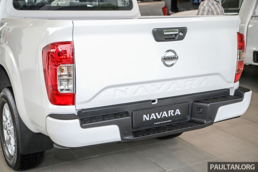 2021 Nissan Navara facelift launched in Malaysia – six variants, including new Pro-4X; from RM92k-RM142k Image #1281975