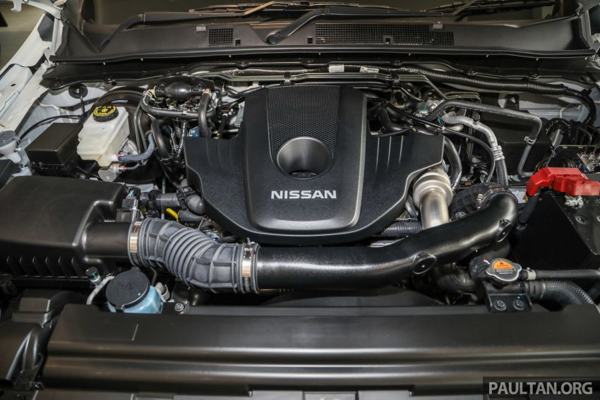 2021 Nissan Navara facelift launched in Malaysia – six variants, including new Pro-4X; from RM92k-RM142k Image #1281977