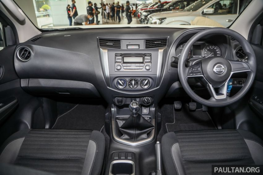 2021 Nissan Navara facelift launched in Malaysia – six variants, including new Pro-4X; from RM92k-RM142k Image #1281978