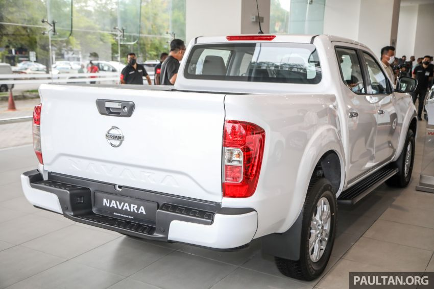 2021 Nissan Navara facelift launched in Malaysia – six variants, including new Pro-4X; from RM92k-RM142k Image #1281962