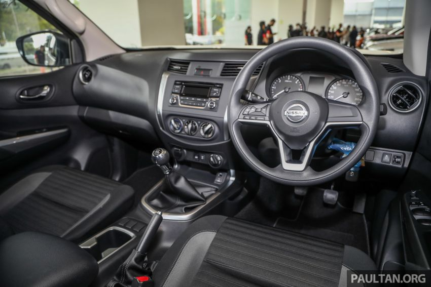 2021 Nissan Navara facelift launched in Malaysia – six variants, including new Pro-4X; from RM92k-RM142k Image #1281985