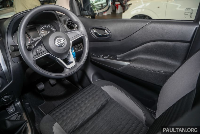 2021 Nissan Navara facelift launched in Malaysia – six variants, including new Pro-4X; from RM92k-RM142k Image #1281986