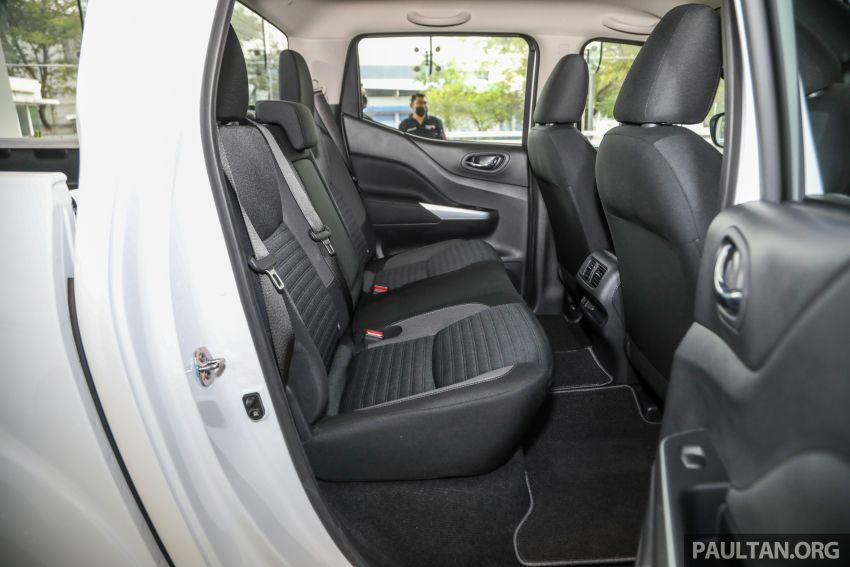 2021 Nissan Navara facelift launched in Malaysia – six variants, including new Pro-4X; from RM92k-RM142k Image #1281994