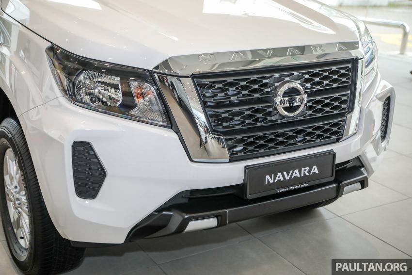 2021 Nissan Navara facelift launched in Malaysia – six variants, including new Pro-4X; from RM92k-RM142k Image #1281965