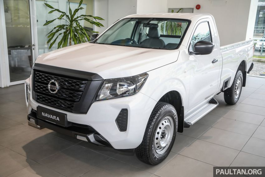 2021 Nissan Navara facelift launched in Malaysia – six variants, including new Pro-4X; from RM92k-RM142k Image #1282000