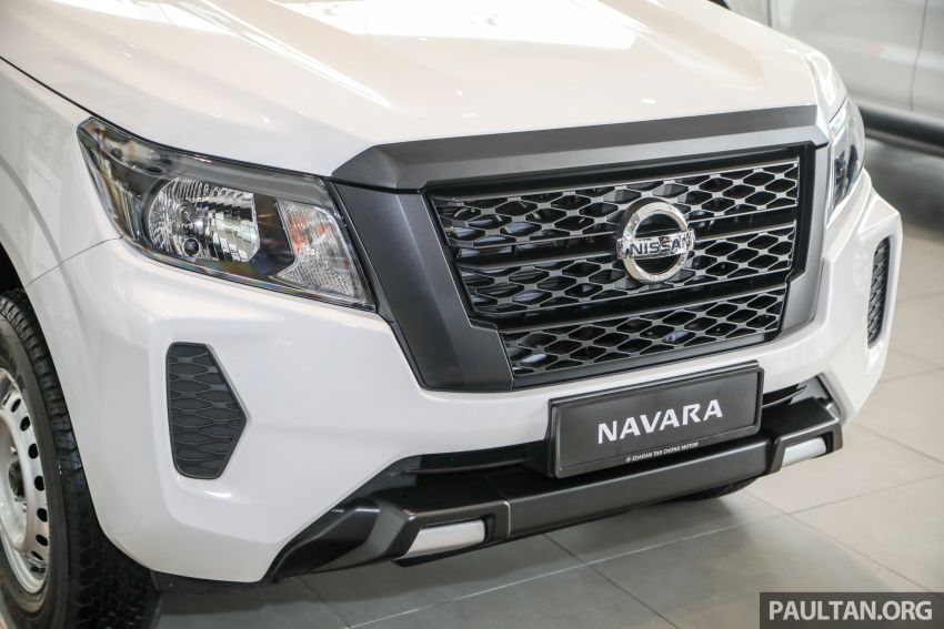 2021 Nissan Navara facelift launched in Malaysia – six variants, including new Pro-4X; from RM92k-RM142k Image #1282002