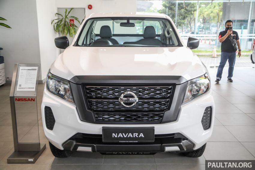 2021 Nissan Navara facelift launched in Malaysia – six variants, including new Pro-4X; from RM92k-RM142k Image #1282003