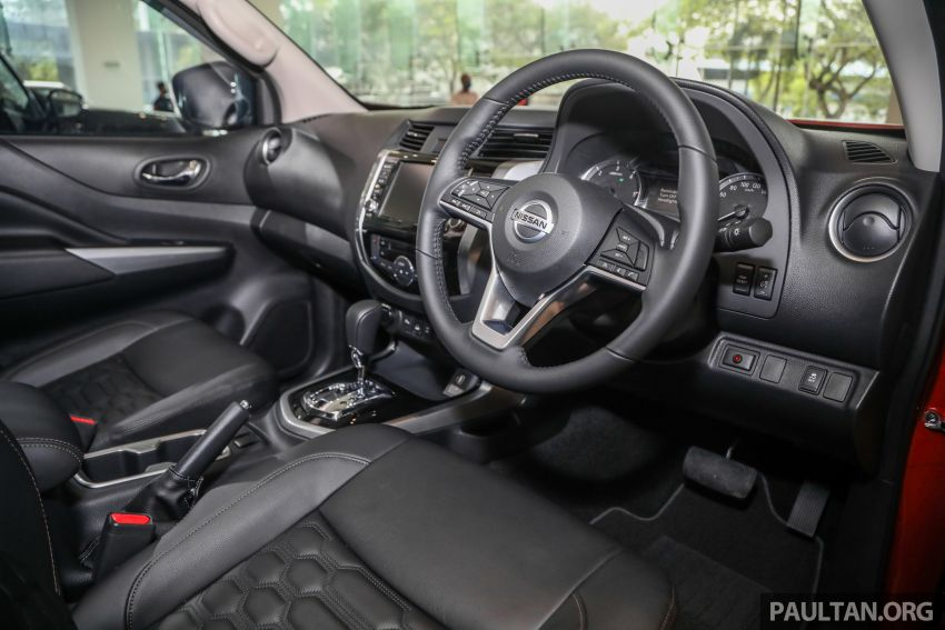 2021 Nissan Navara facelift launched in Malaysia – six variants, including new Pro-4X; from RM92k-RM142k Image #1281769