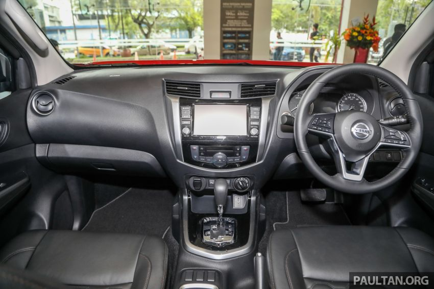 2021 Nissan Navara facelift launched in Malaysia – six variants, including new Pro-4X; from RM92k-RM142k Image #1281771
