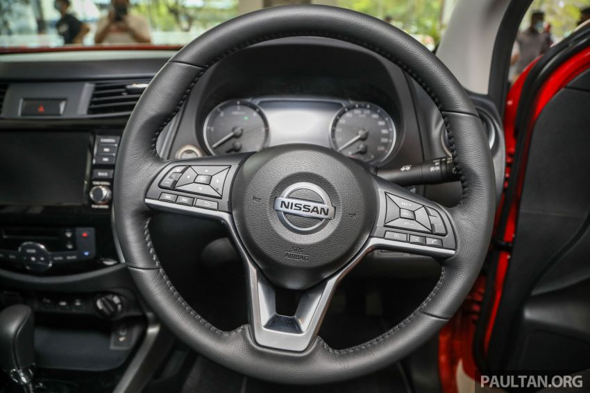2021 Nissan Navara facelift launched in Malaysia – six variants, including new Pro-4X; from RM92k-RM142k Image #1281773