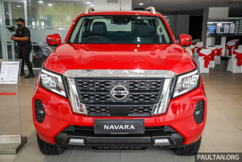 2021 Nissan Navara facelift launched in Malaysia – six variants, including new Pro-4X; from RM92k-RM142k Image #1281722