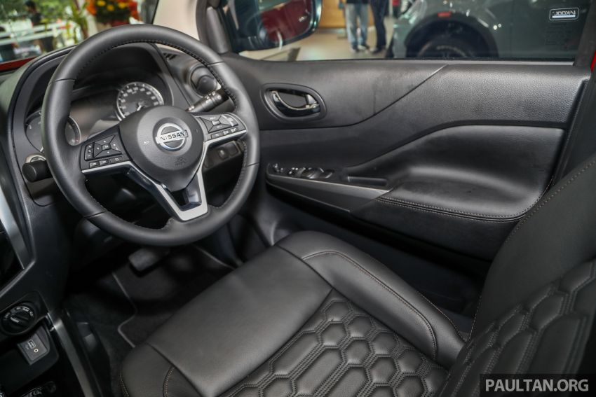 2021 Nissan Navara facelift launched in Malaysia – six variants, including new Pro-4X; from RM92k-RM142k Image #1281788