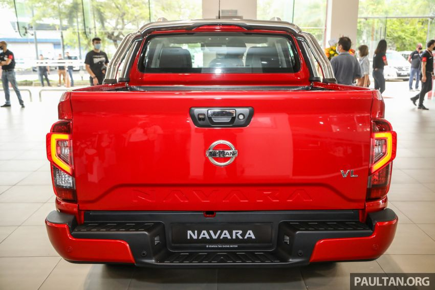 2021 Nissan Navara facelift launched in Malaysia – six variants, including new Pro-4X; from RM92k-RM142k Image #1281723