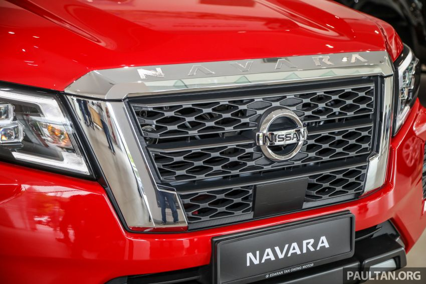 2021 Nissan Navara facelift launched in Malaysia – six variants, including new Pro-4X; from RM92k-RM142k Image #1281726