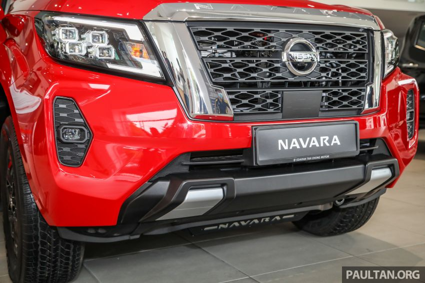2021 Nissan Navara facelift launched in Malaysia – six variants, including new Pro-4X; from RM92k-RM142k Image #1281727