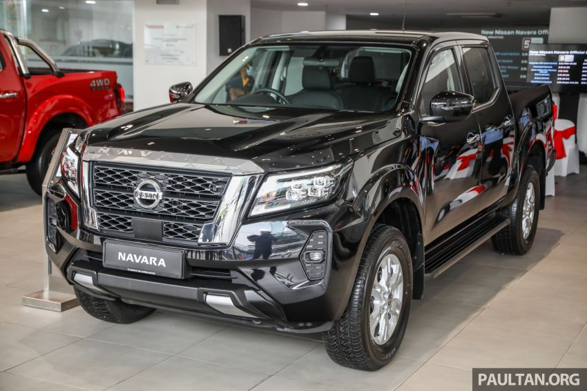 2021 Nissan Navara facelift launched in Malaysia – six variants, including new Pro-4X; from RM92k-RM142k Image #1281828