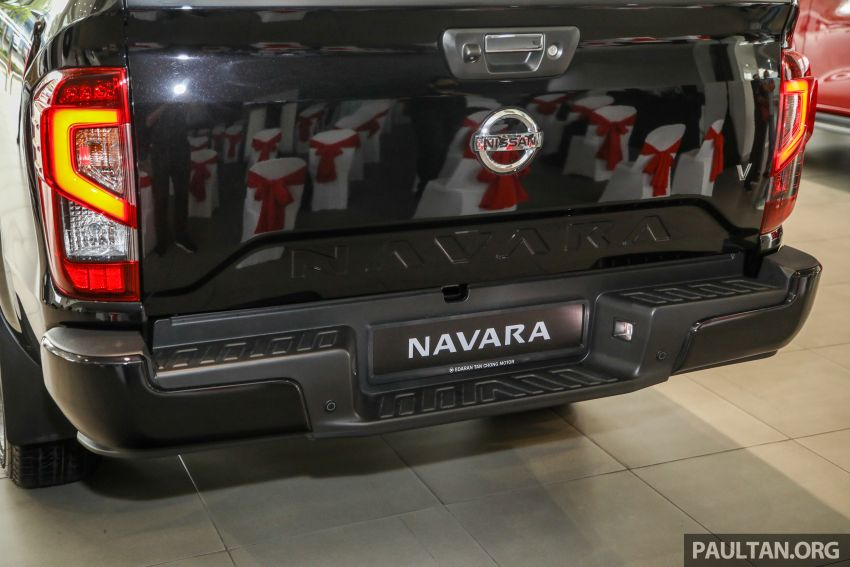 2021 Nissan Navara facelift launched in Malaysia – six variants, including new Pro-4X; from RM92k-RM142k Image #1281869