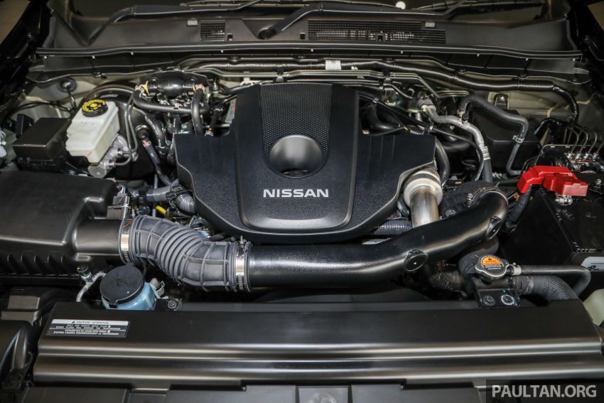 2021 Nissan Navara facelift launched in Malaysia – six variants, including new Pro-4X; from RM92k-RM142k Image #1281876