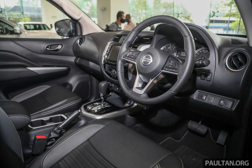 2021 Nissan Navara facelift launched in Malaysia – six variants, including new Pro-4X; from RM92k-RM142k Image #1281879