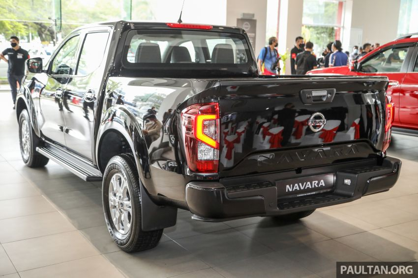 2021 Nissan Navara facelift launched in Malaysia – six variants, including new Pro-4X; from RM92k-RM142k Image #1281832