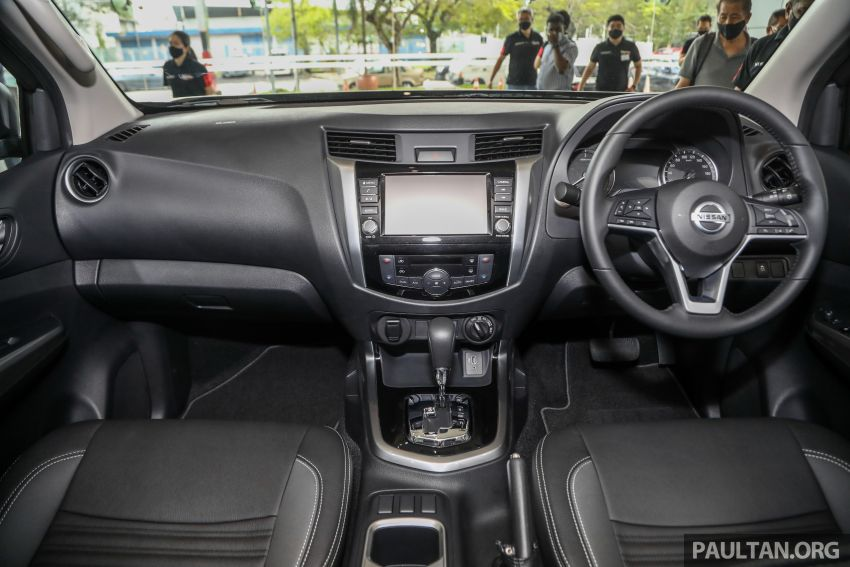 2021 Nissan Navara facelift launched in Malaysia – six variants, including new Pro-4X; from RM92k-RM142k Image #1281882