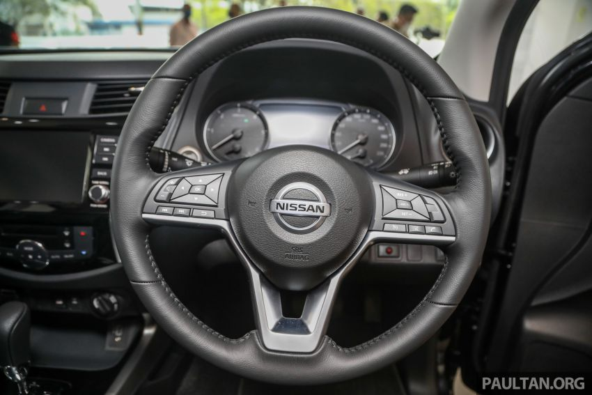 2021 Nissan Navara facelift launched in Malaysia – six variants, including new Pro-4X; from RM92k-RM142k Image #1281884
