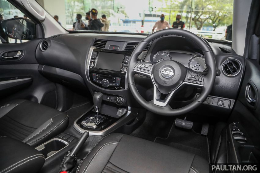 2021 Nissan Navara facelift launched in Malaysia – six variants, including new Pro-4X; from RM92k-RM142k Image #1281899