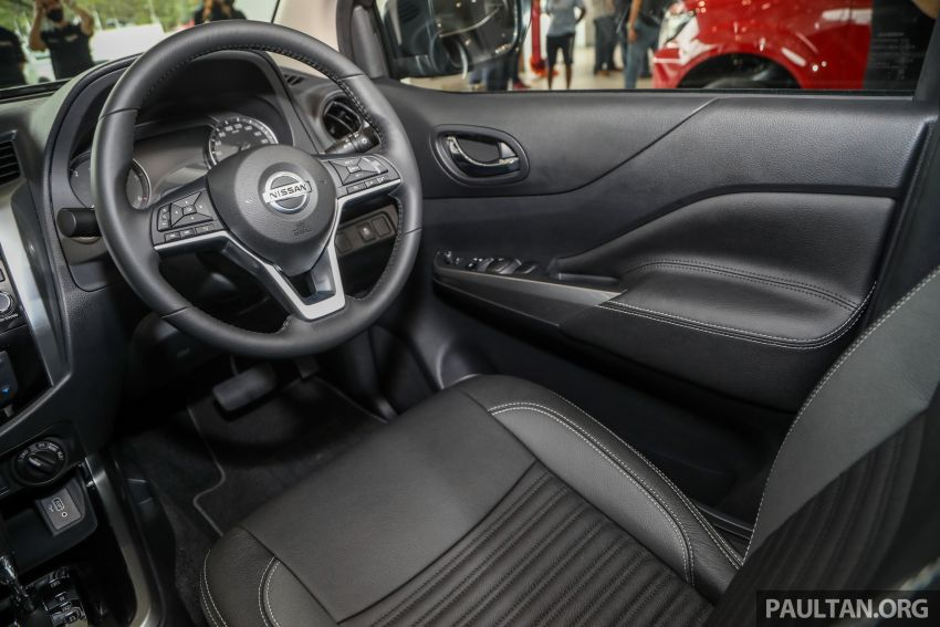 2021 Nissan Navara facelift launched in Malaysia – six variants, including new Pro-4X; from RM92k-RM142k Image #1281901