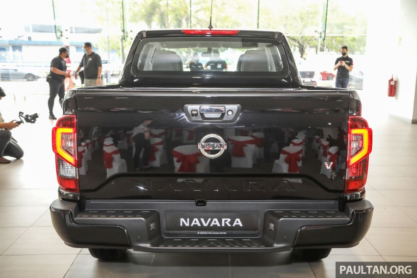 2021 Nissan Navara facelift launched in Malaysia – six variants, including new Pro-4X; from RM92k-RM142k Image #1281837