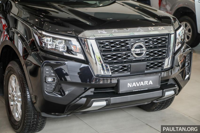 2021 Nissan Navara facelift launched in Malaysia – six variants, including new Pro-4X; from RM92k-RM142k Image #1281839