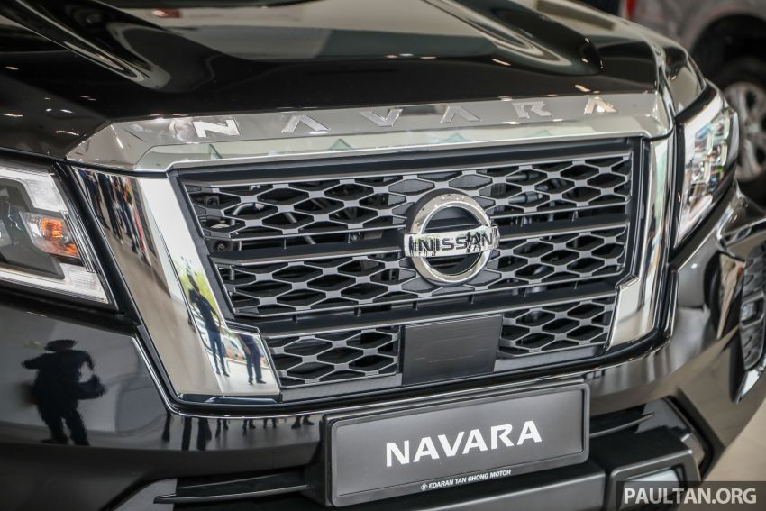 2021 Nissan Navara facelift launched in Malaysia – six variants, including new Pro-4X; from RM92k-RM142k Image #1281847