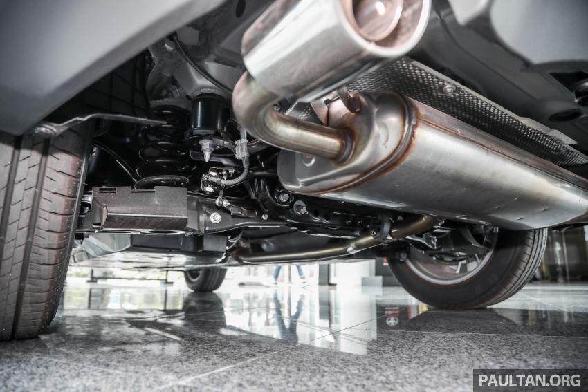GALLERY: 2021 Toyota Harrier 2.0 Luxury – RM250k Image #1276834
