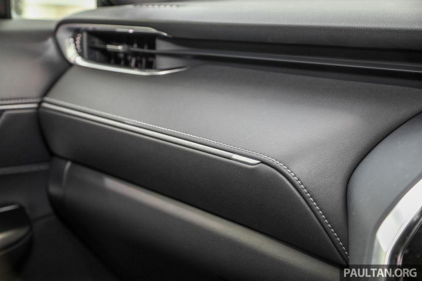 GALLERY: 2021 Toyota Harrier 2.0 Luxury – RM250k Image #1276867