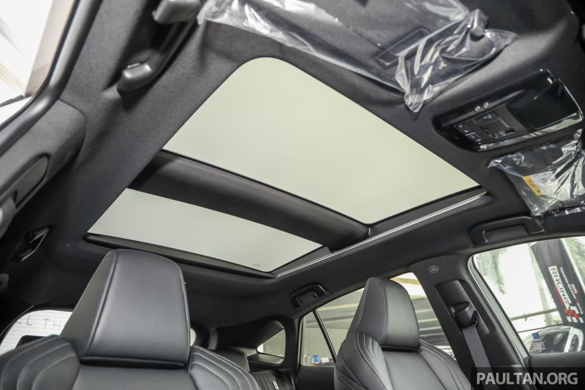 GALLERY: 2021 Toyota Harrier 2.0 Luxury – RM250k Image #1276874